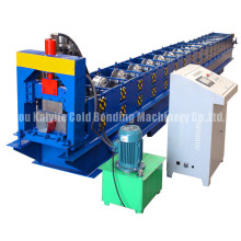 Botou PLC Controlling Zinc Gutter Forming Equipment