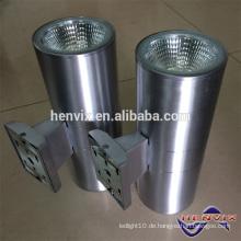 Outdoor IP65 20w sylinder Typ Wand nach unten Licht