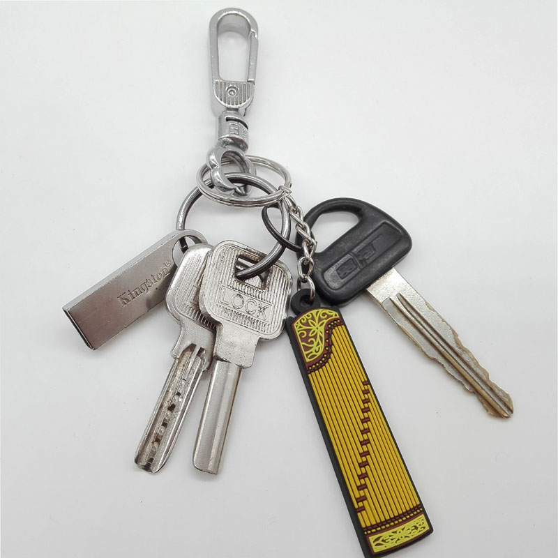 Music Instrument Keyring