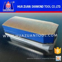 Bloc de meulage de diamant de haute qualité pour le polissage de granit