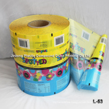 Auto-Packing Roll Materials