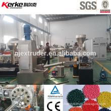 400-500kg EVA color masterbatch extrusion plant