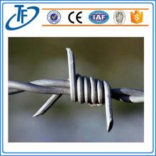 Fábrica de alambre torcido de acero de bajo carbono