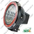 "H3 HID Offroad Light 9"" Xenon Tube Spot Light 4X4 Driving 4 SUV Spot/Flood Beam Work Light"