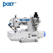 DT500-01CB pequeña máquina de coser de interbloqueo de alta velocidad industrial de alta velocidad