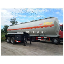 Steel-Lined Polyethylene Tanker Trailer