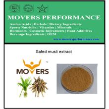 Heißer Verkauf Pflanzenextrakt: Safed Musli Extrakt