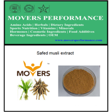 Hot Sell Extract de plantes: Safed Musli Extract