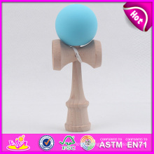Colorful Kendama Toy for Wholesale, High Quality Kendama, Wooden Kendama Toy, Wooden Kendama Toy with 18*7*6 Cm W01A045