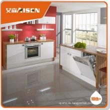Schöne Aussehen Fabrik direkt weiße Küche Möbel Unternehmen