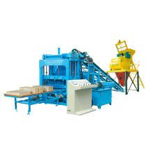 Machine de fabrication de brique de ciment et de fourrure de cendres de volaille Zcjk Qté4-15