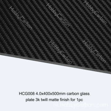 Amazon Hot Sales Glassy Carbon Plate