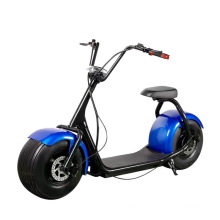 portable lithium battery fat tire disc brake citycoco electric scooter moped wheel patinete electrico adult electric e scooter