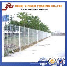 Clôture de maille de haute qualité, clôturant, barrière soudée de grillage