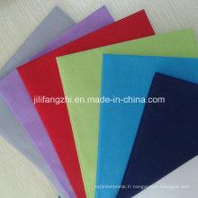 Tissu de chemise T65 / C35 30s * 30s