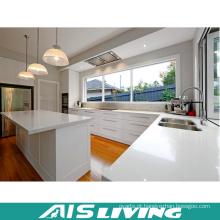 Estilo moderno L mobília dos armários de cozinha do armazenamento da forma (AIS-K471)