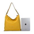 Shopper Bag Christmas Gift Soft Leather Hobo Bag