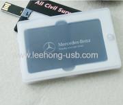 Plastic Card Usb Stick