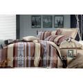 Jogo de cama de moda, tecido de algodão têxtil e tipos de roupa de cama
