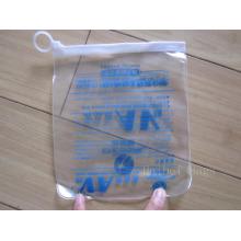 Loop Puller PVC Ziplock Printed Bag (hbpv-68)