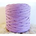 Фиолетовая футболка Пряжа вязания крючком Пряжа полиэфирной пряжи в Китае