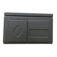 Custom ABS vacuum forming plastic heat pump panel plastic inverter covering panels
