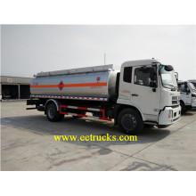 Dongfeng 180HP 15000L Gasoline Tanker Trucks