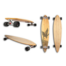 Bambus + Fiberglas Longboard (LCB-101)
