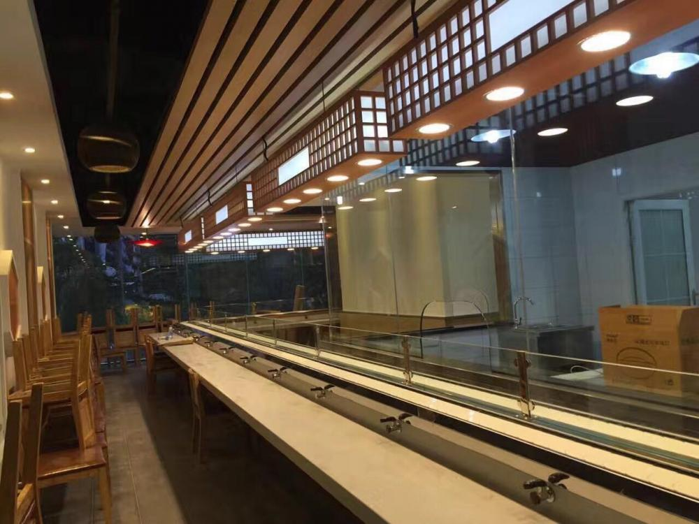 Conveyor Belt Sushi Restaurant