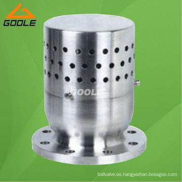 Válvula de seguridad de presión negativa de vacío (A72W-10P / R) Disyuntor de vacío