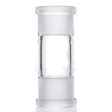 Adaptateur en verre femelle femelle 18mm pour acheteur en gros (ES-AC-005)
