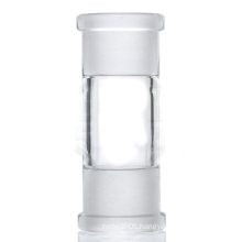 18mm Female to Female Glass Adapter for Wholesale Buyer (ES-AC-005)