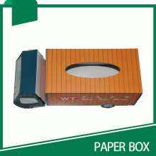 Truck Style Customized Wholesale Paper Carry Carton Box