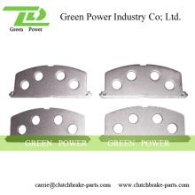 Stahl-Rückenplatte für Bremsbelag