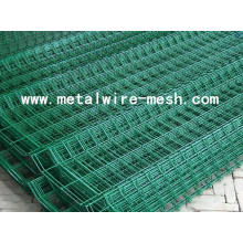 PVC Coated Welded Mesh1/4′′ for Road Fencing