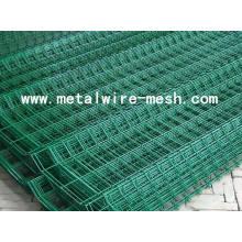 PVC revestido Welded Mesh1 / 4 '' para esgrima de estrada