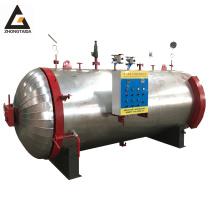 ASME Horizontal Pressure Vessel for Rubber Roller Vulcanization