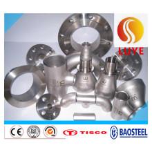 Bride de tuyau de bride de DIN en acier inoxydable superbe de duplex 2507