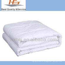 сплошной цвет хлопка-ватник одеяло для гостиницы или больницы