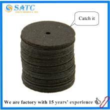 whole sale fiber disc cross hole About