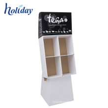 Promotional super market decorative tobacco shelf