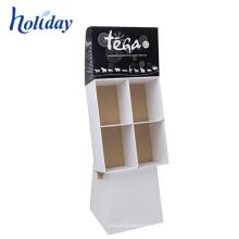 Prateleira de tabaco decorativa promocional super mercado