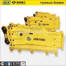 Tipo de caixa hidráulico disjuntor para 20 ton escavadeira em promoção