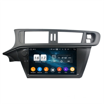 Klyde px5 android head-unit voor C3 2011