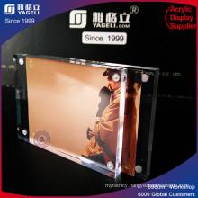 Modern Stylish Acrylic Magnetic Photo Frame