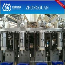 Hot Tea Beverage Bottle Filling Equipment / Line