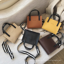 2021 New Ladies PU Trend Handbag