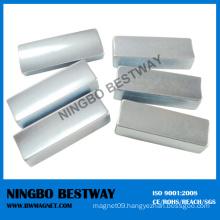 Arc Shape Neodymium Motor Magnets