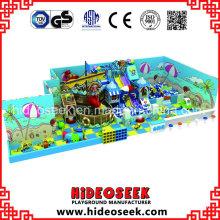 Pirate Ship Theme Indoor Playground Equipment