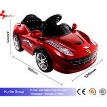 Venda quente R / C carro de brinquedo eletrônico